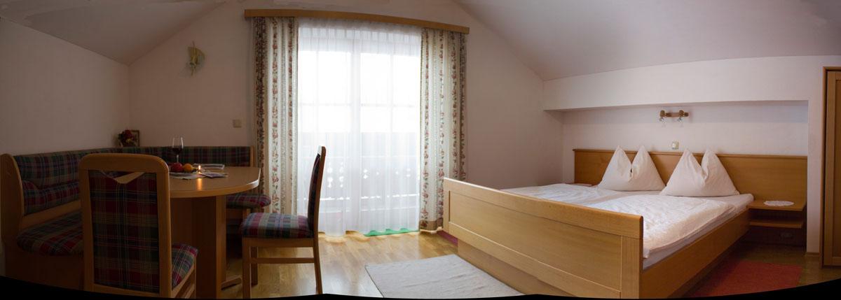 Wohnung klein